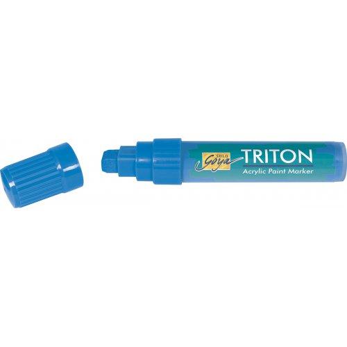Akrylový Paint Marker TRITON SOLO GOYA 15 mm primární modrá