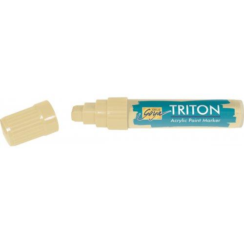 Akrylový Paint Marker TRITON SOLO GOYA 15 mm béžová