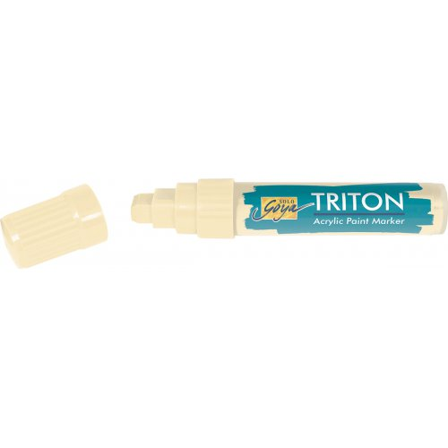Akrylový Paint Marker TRITON SOLO GOYA 15 mm slonovinová