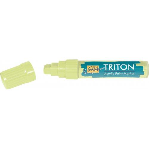 Akrylový Paint Marker TRITON SOLO GOYA 15 mm bledá zelená