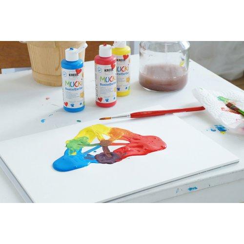 Vodová barva tekutá MUCKI hnědá 80 ml - MUCK_vodovabarva_image1.jpg