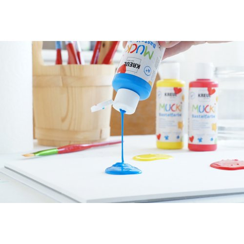 Vodová barva tekutá MUCKI hnědá 80 ml - MUCK_vodovabarva_image2.jpg
