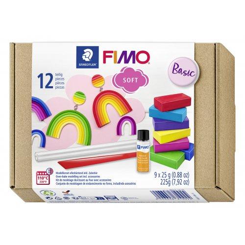 Fimo Soft sada - základní