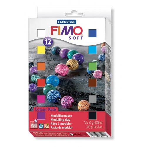Fimo Soft sada 12 barev