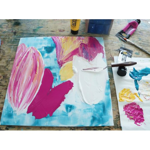 EL GRECO Akrylové barvy sada 6 barev 75 ml - 841_283_elGreco Acrylic_Step_2.jpg
