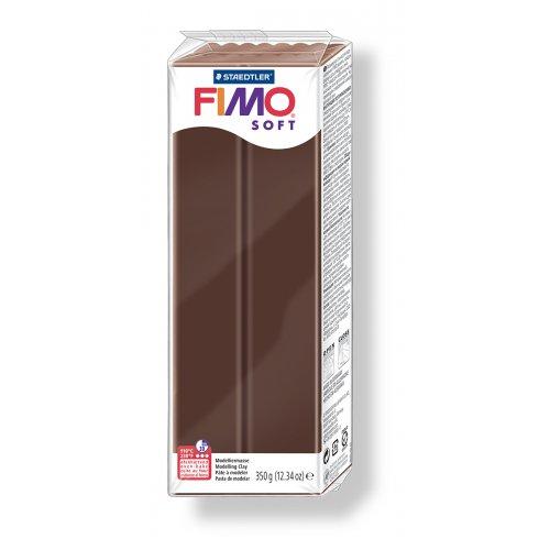 FIMO soft čokoládová 350 g blok