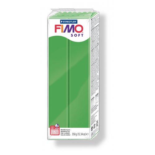 FIMO soft zelená 350 g blok