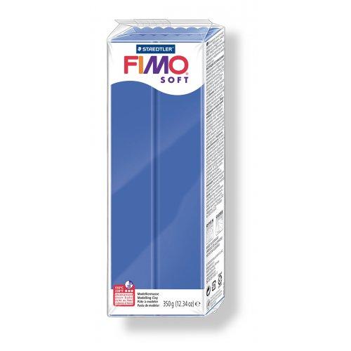 FIMO soft modrá 350 g blok