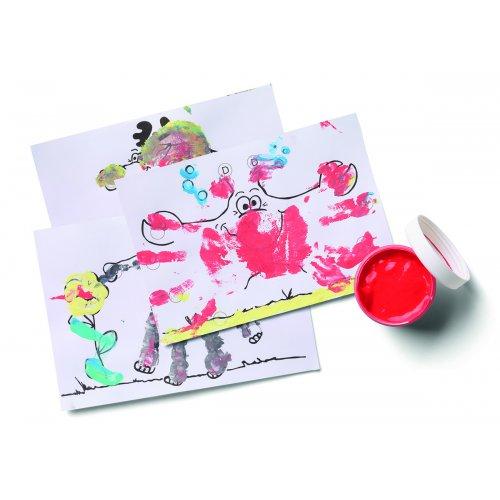 Sada MUCKI Malujme rukou a prsty - 29101 MUCKI Farben Spiel Kiste Wir malen mit Haenden und Fingern Composing_2015_CMYK.jpg