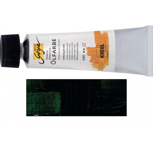 Olejová barva SOLO GOYA 55 ml sap zelená