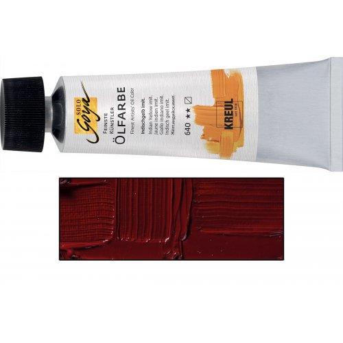 Olejová barva SOLO GOYA magenta v tubě 55 ml