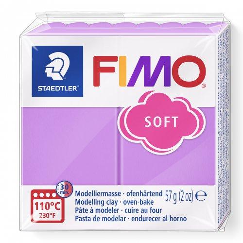 FIMO soft světle fialová 57g