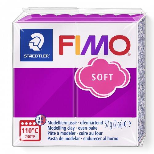 FIMO soft purpurová 57g