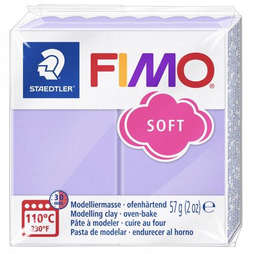 FIMO efekt 57g PASTEL LILA