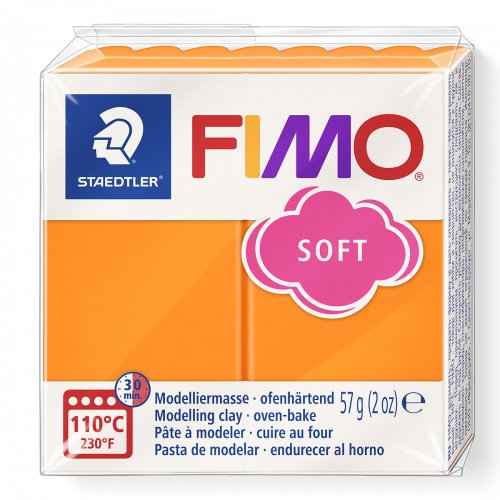 FIMO soft 57g ORANŽOVÁ