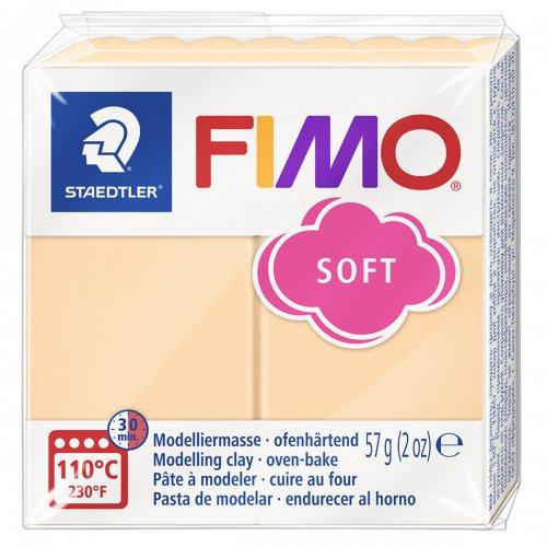 FIMO efekt 57g PASTEL BROSKEV