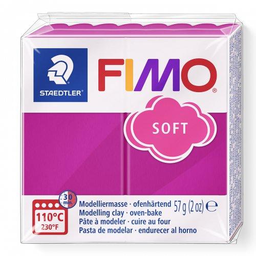 FIMO soft 57g RŮŽOVÁ