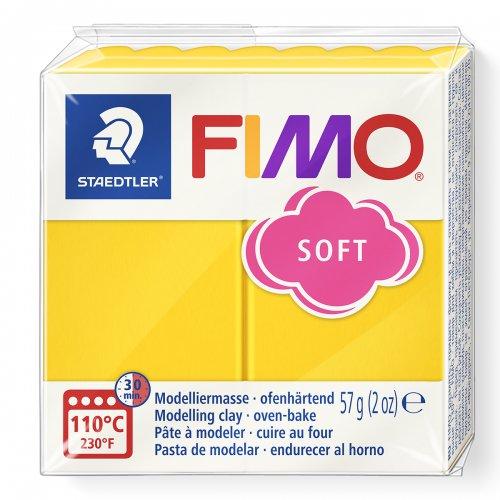 FIMO soft 57g OKROVÁ