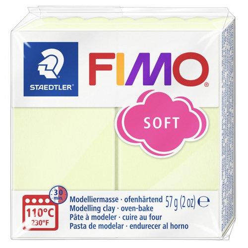 FIMO efekt pastel vanilka 57g
