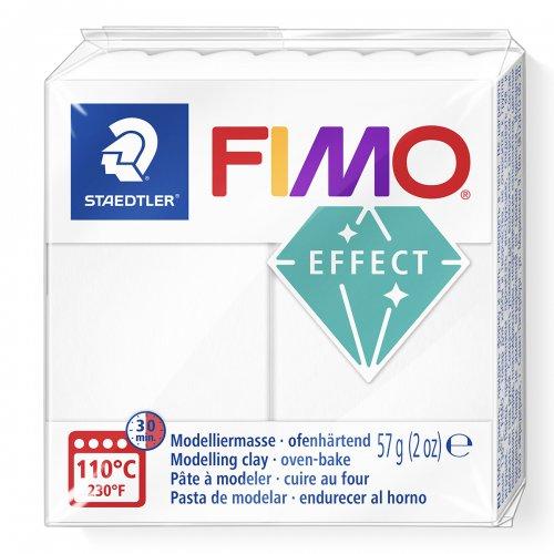 FIMO efekt transparentní 57g