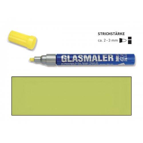 Popisovač na sklo GLASS MARKER světle zelený