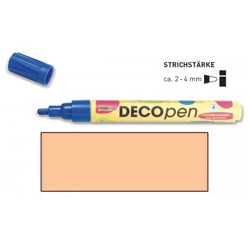 Fix dekorační DECOpen 2 - 4 mm tělová barva