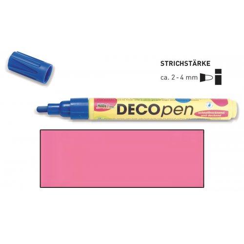 Fix dekorační DECOpen 2 - 4 mm růžový