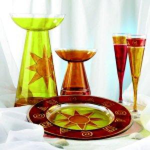 Dětské barvy na porcelán a sklo