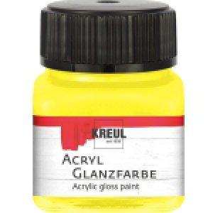 Akrylová barva KREUL lesk 20 ml