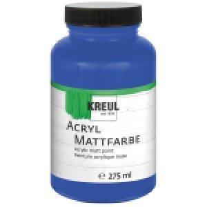 Akrylové barvy KREUL matné 275 ml