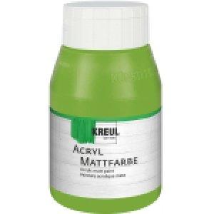 Akrylové barvy KREUL matné 500 ml
