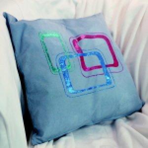 Třpytivé barvy na textil JAVANA