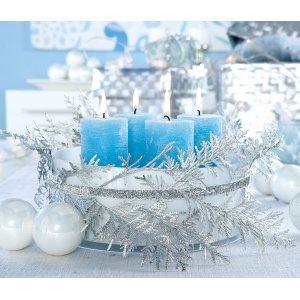 Vánoční barvy a efekty ve spreji