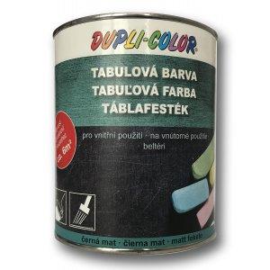 Tabulové barvy